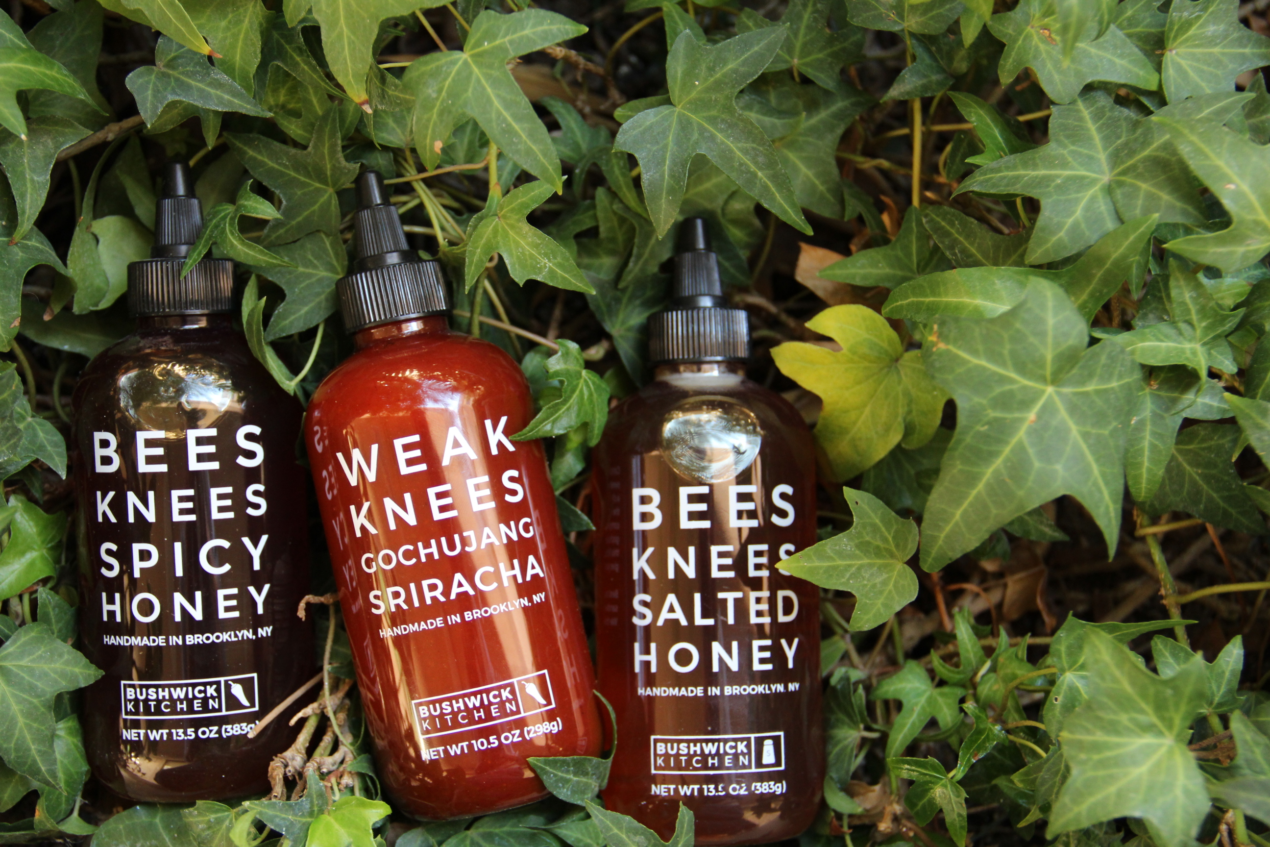 Bushwick Kitchen honey