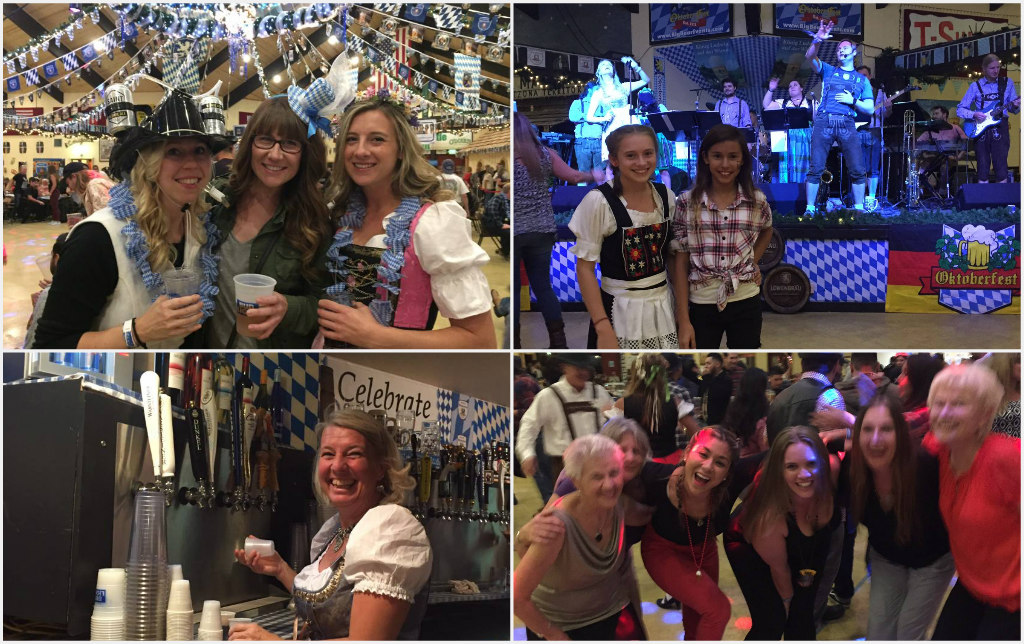 big bear lake oktoberfest travel review