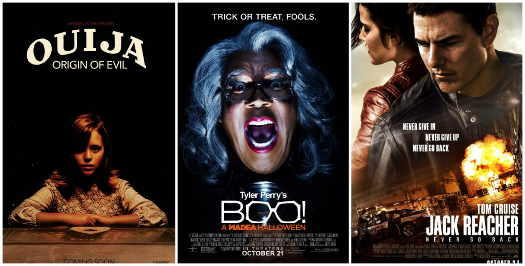 box office, tyler perry boo madea halloween
