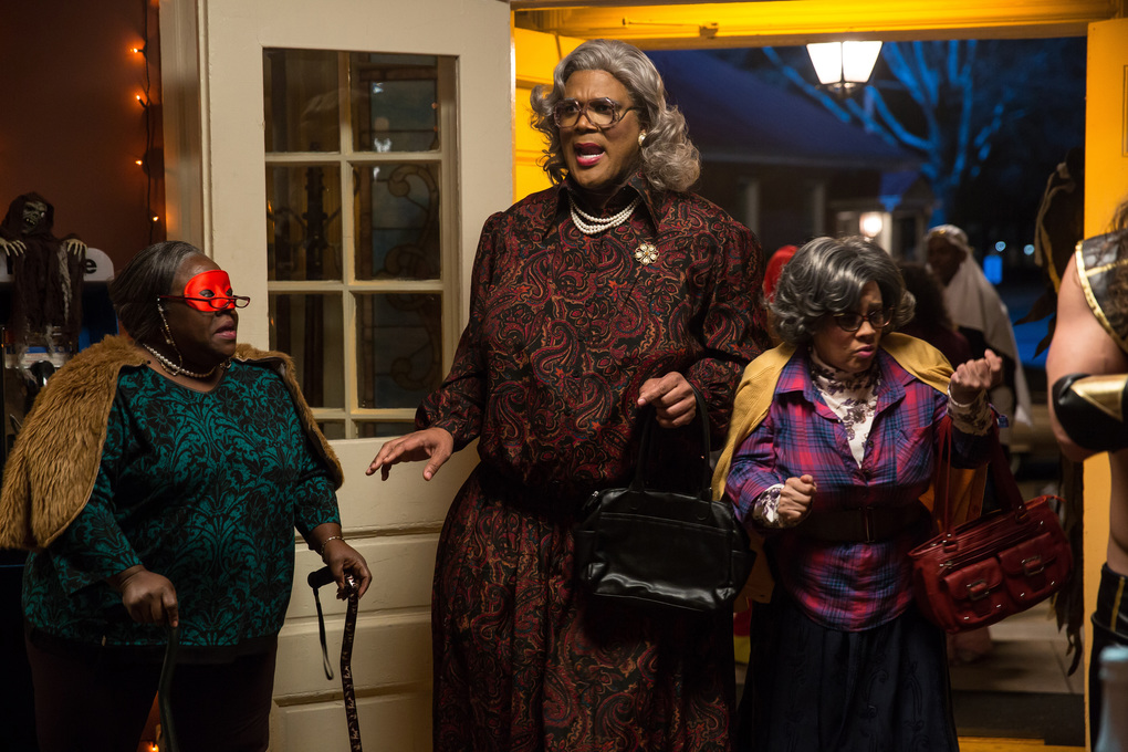 Tyler Perry's Boo Madea box office
