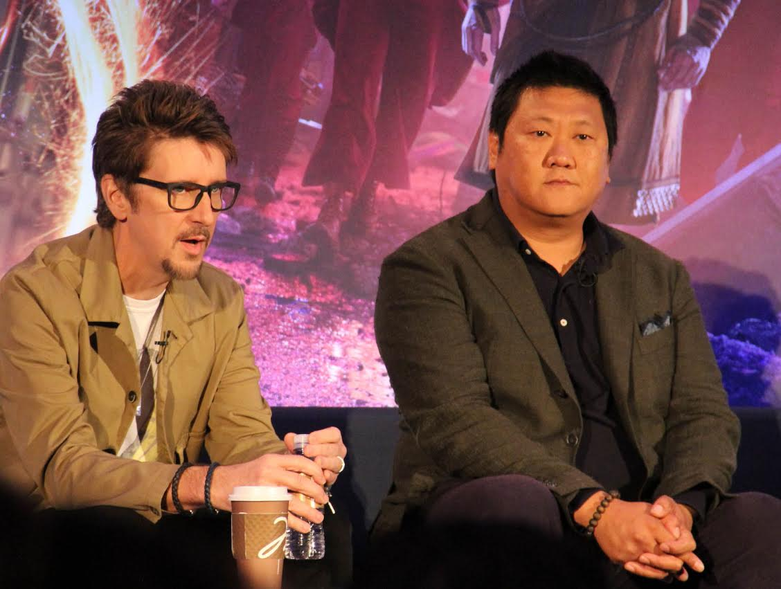 Benedict Wong interview, Doctor Strange, by Pamela Price, latfusa