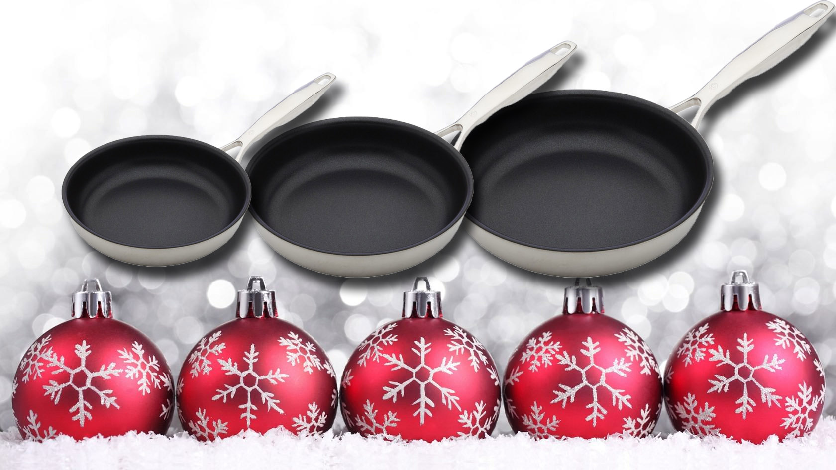 Swiss Diamond prestige pan, holiday gift ideas