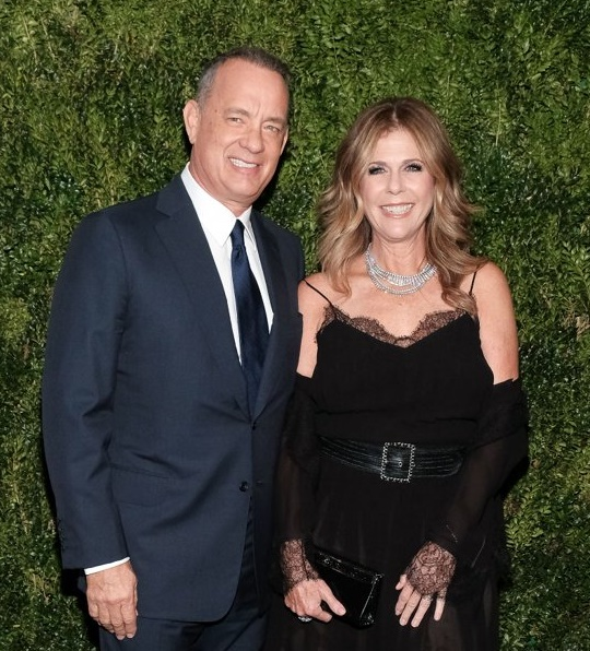 Tom Hanks, chanel Moma film benefit