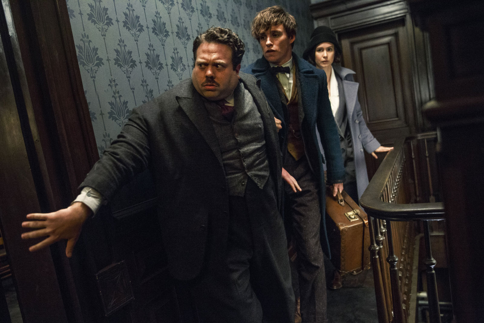 'Fantastic Beasts and where to Find Them' movie review, by Pamela Price