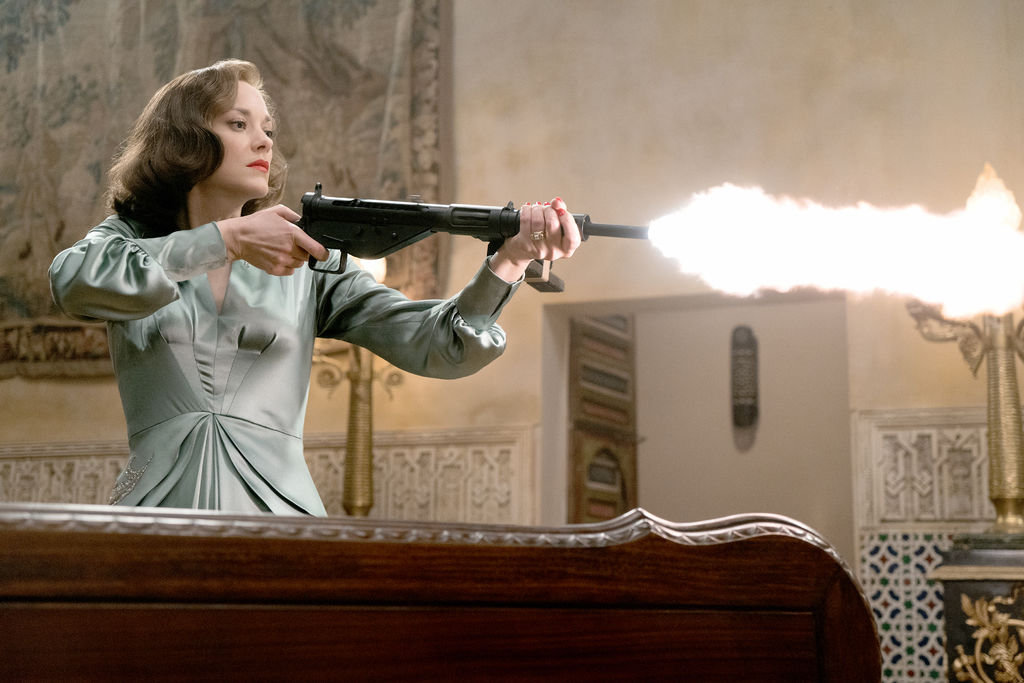 'Allied' movie review by Lucas Mirabella, latfusa