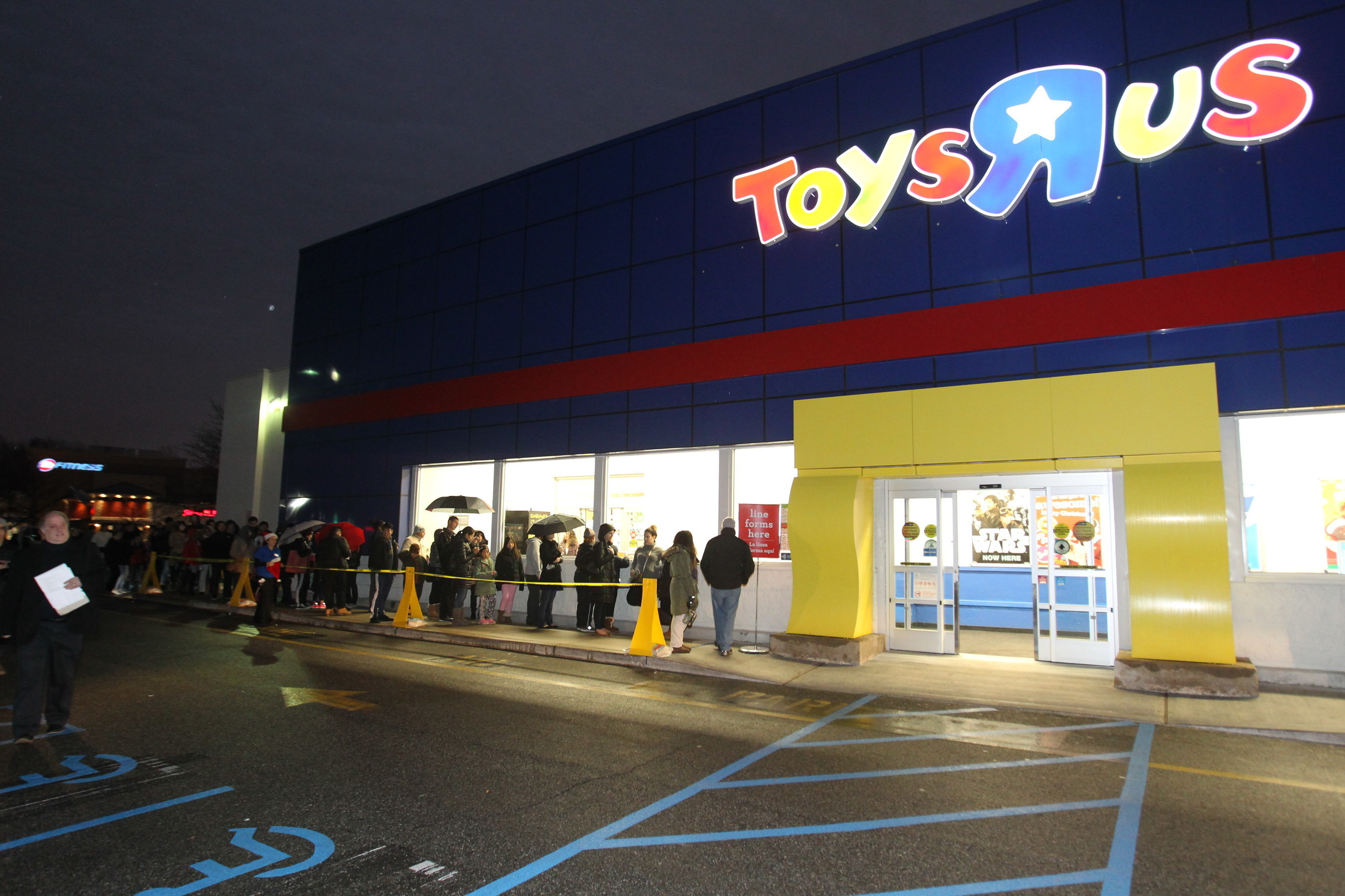 Black Friday toys r us