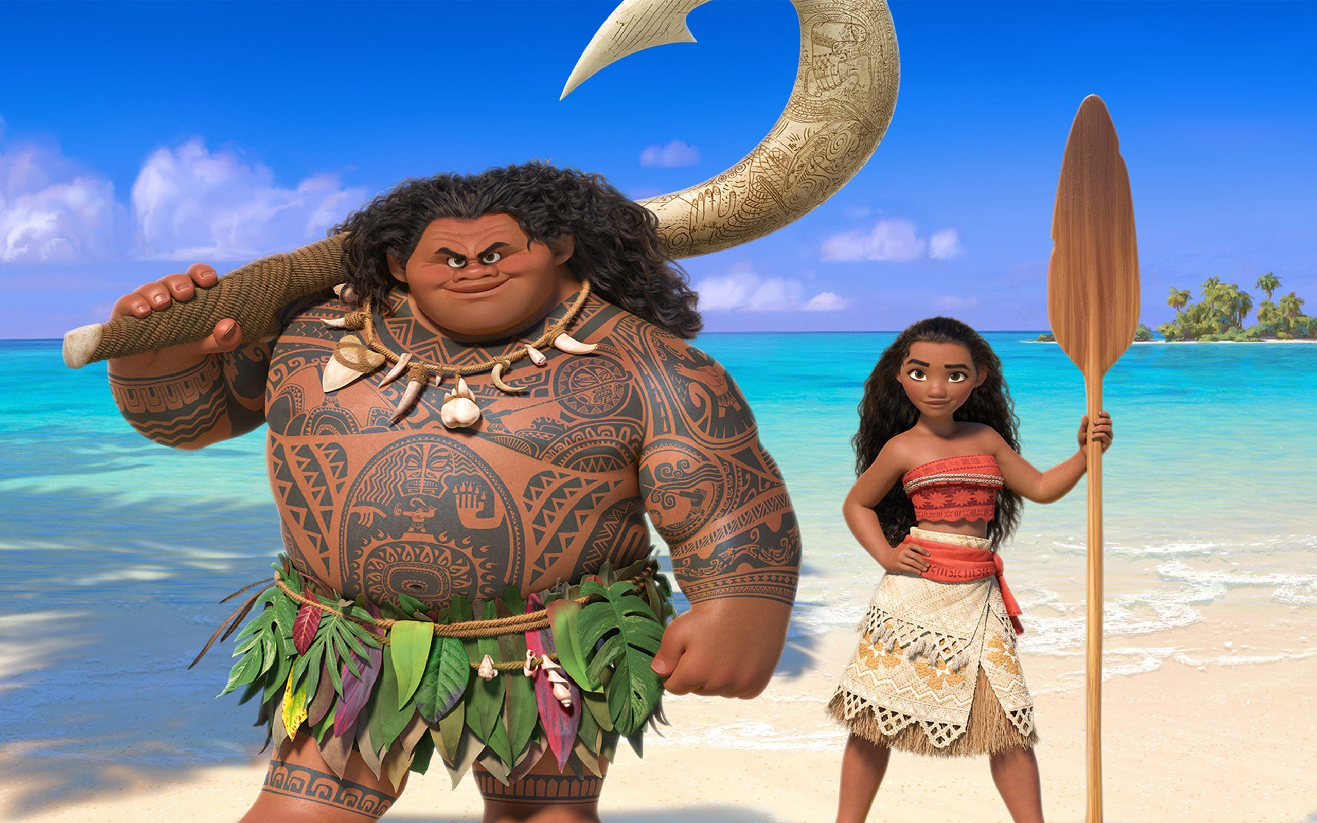 Moana box office