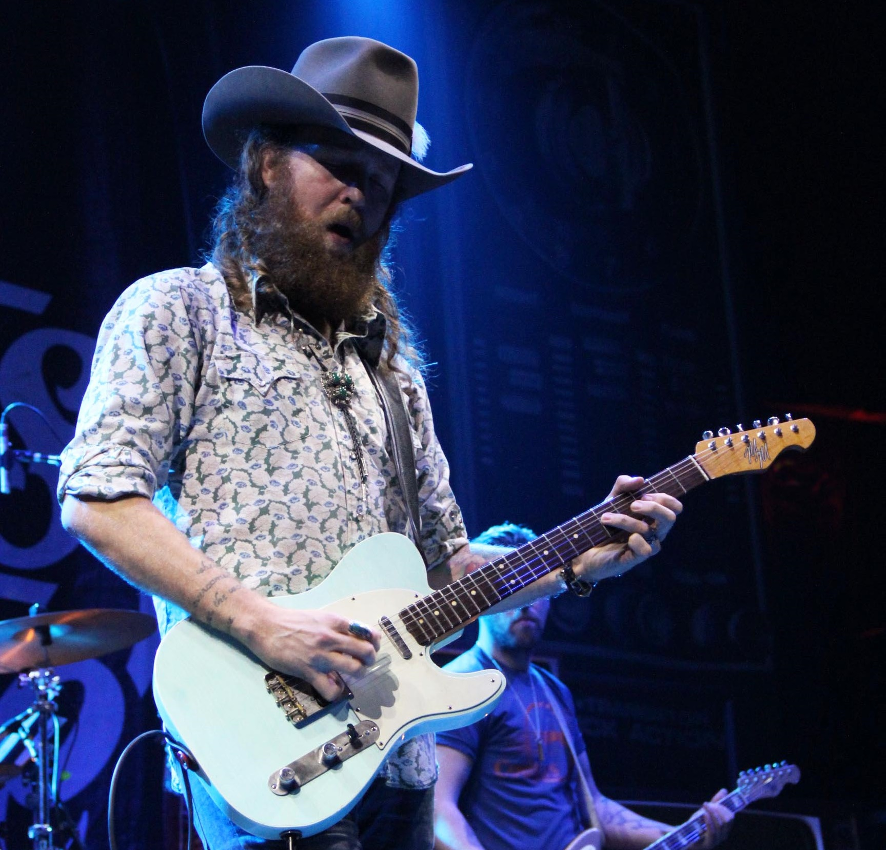 "John Osborne, ""Brothers Osborne"" interview by, Pamela Price"
