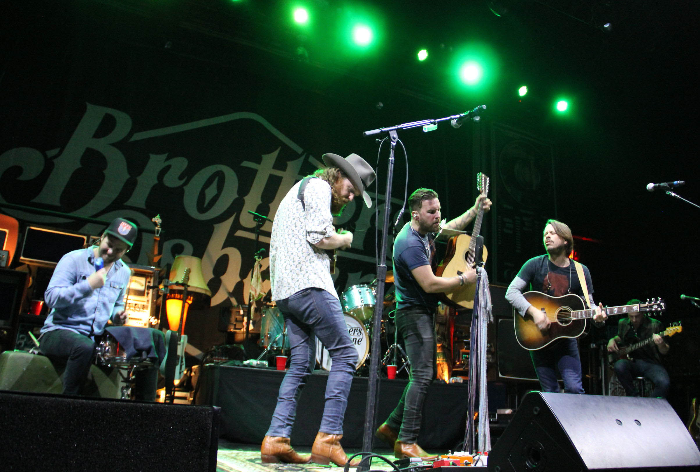 "TJ Osborne, ""Brothers Osborne"" interview by, Pamela Price"