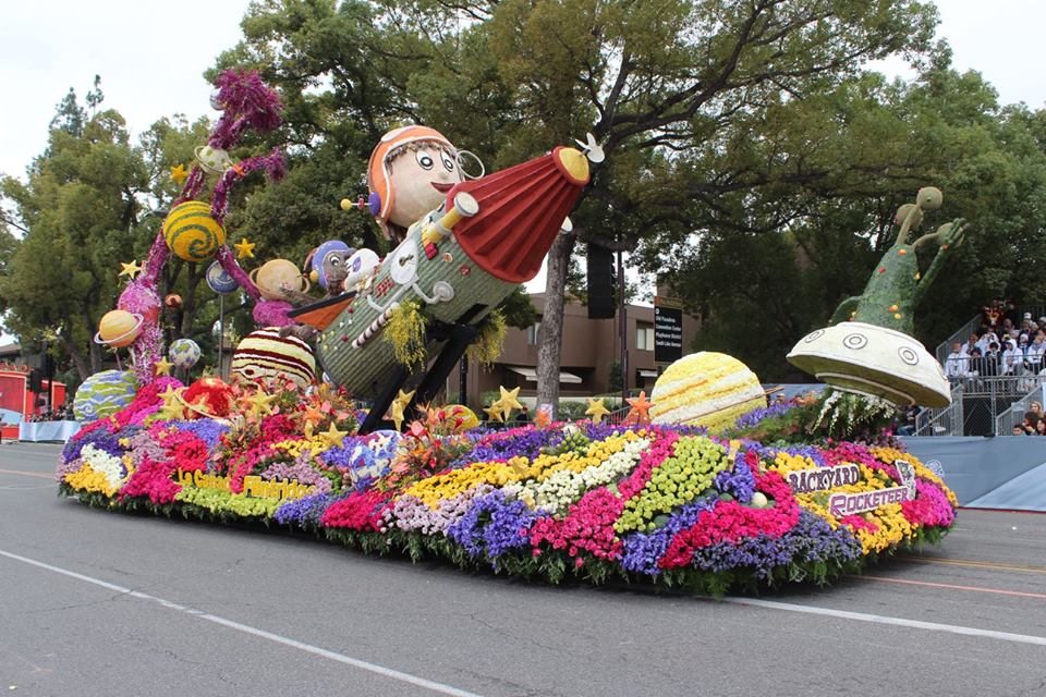 Rose Parade Floats >> 2017 Rose Parade Floats... And The Winners Are | LATF USA