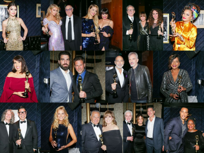 Sami Gayle, Andra Day, Linda Flowers, Joel Harlow, Bob Mackie, Melissa Forney, Beverly Jo Pryor, Sabrina Maren, Sarah Potempa, hollywood beauty awards