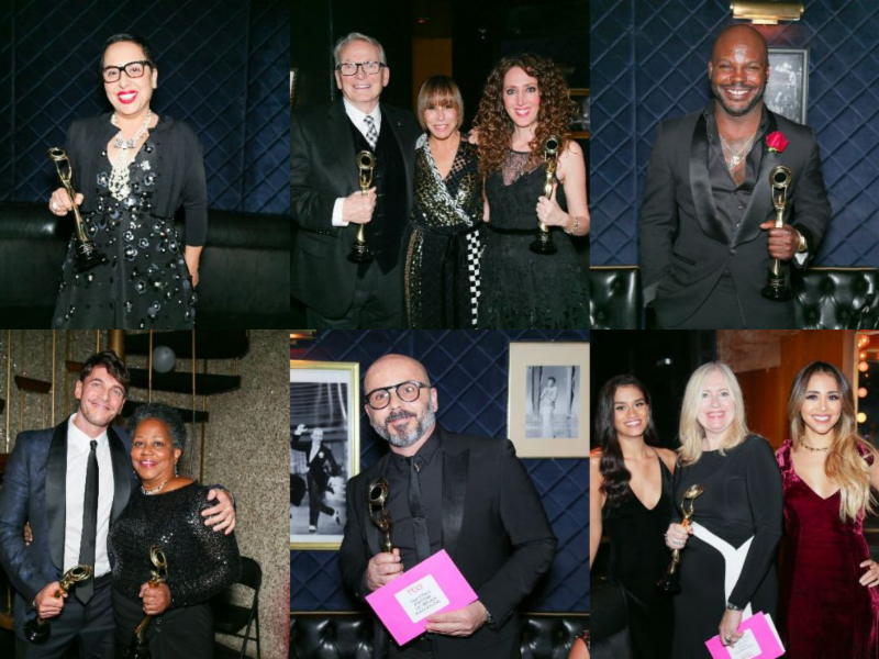 Angela Levin, Giannandrea, Jen Rade, Jennifer Graylock, Larry Sims, Steven Aturo, Hollywood Beauty Awards