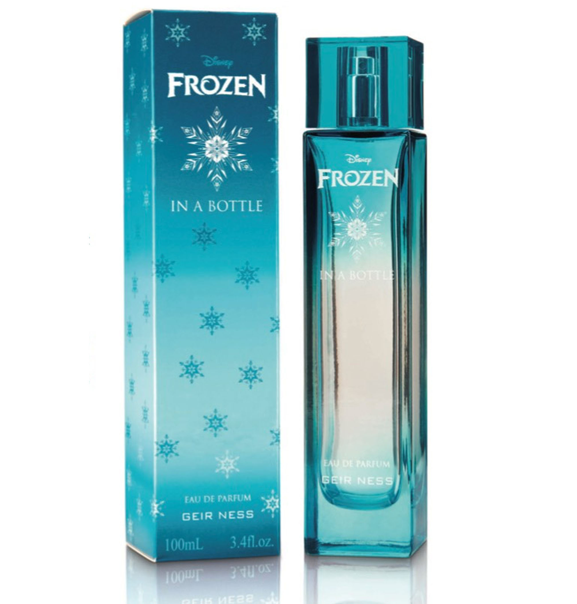 frozen in a bottle fragrance, geir ness