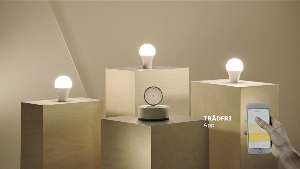 Ikea Launches Adaptable Smart Lighting