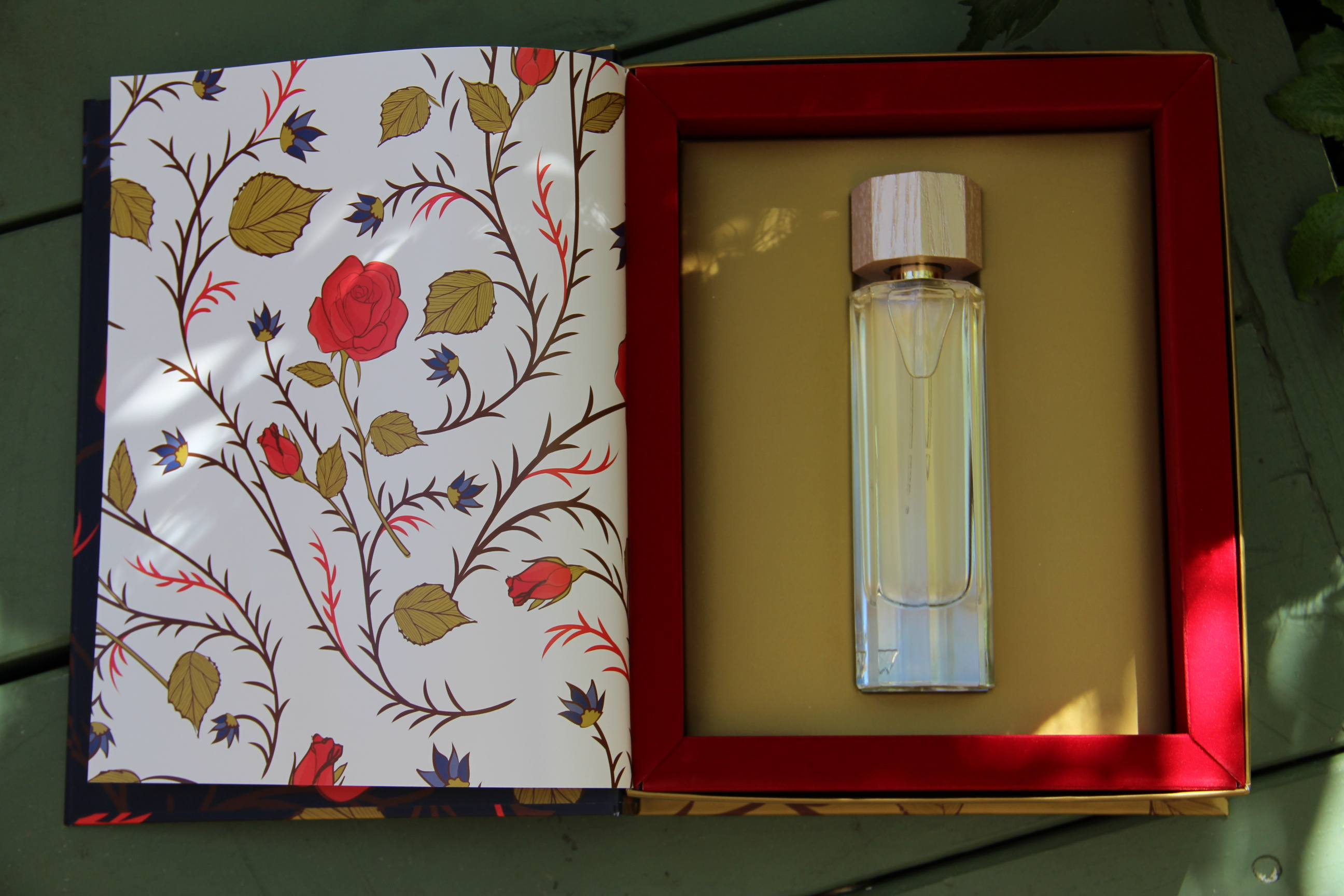 Belle fragrance, house of worth
