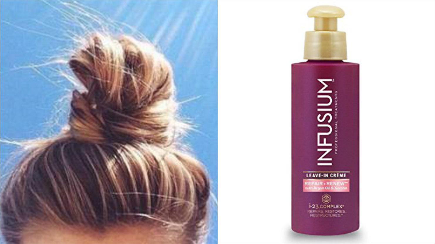 hairstyling spotlight, top knot Johnny Lavoy