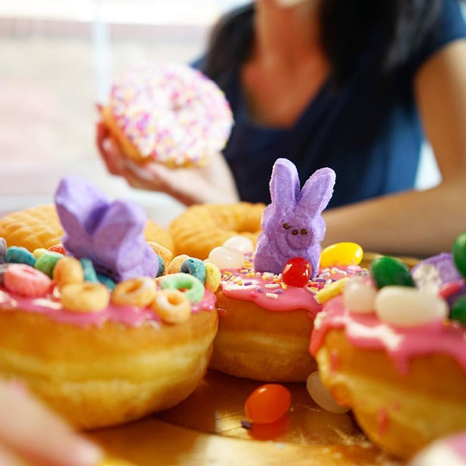 california donuts easter