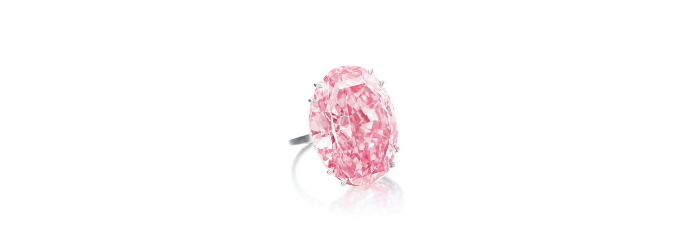 the pink star diamond, sotheby's
