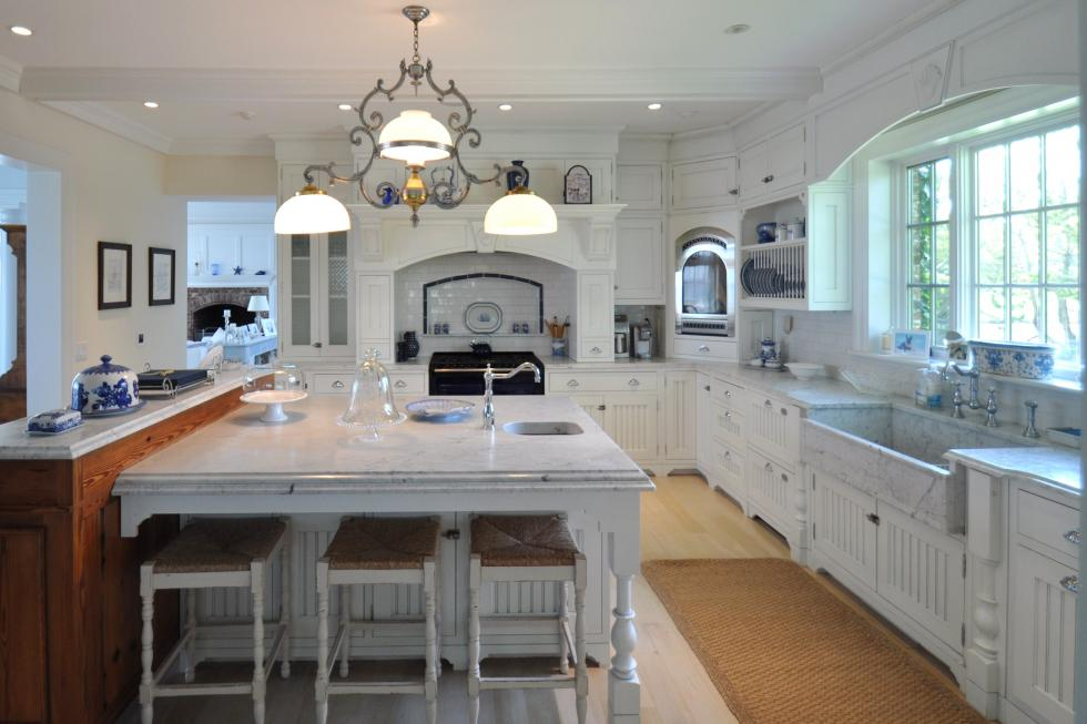 katharine hepburn kitchen home listed connecticut