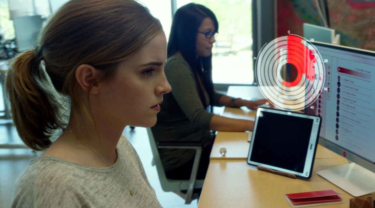 'The Circle' movie review, Emma Watson, Tom Hanks, Lucas Mirabella
