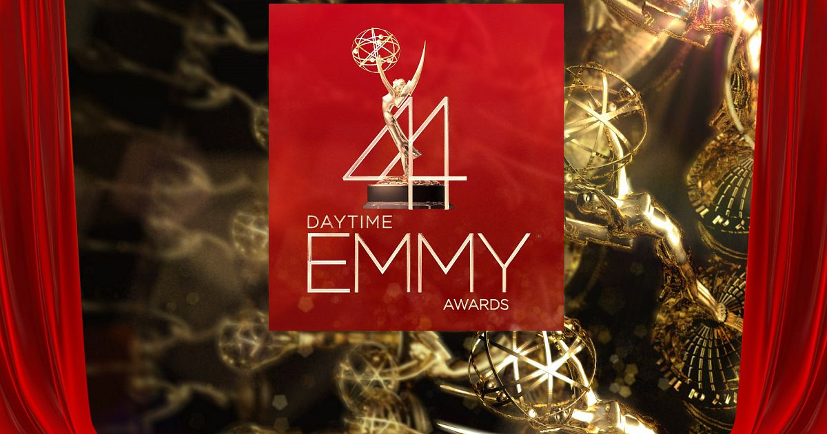 44th daytime emmy award winners