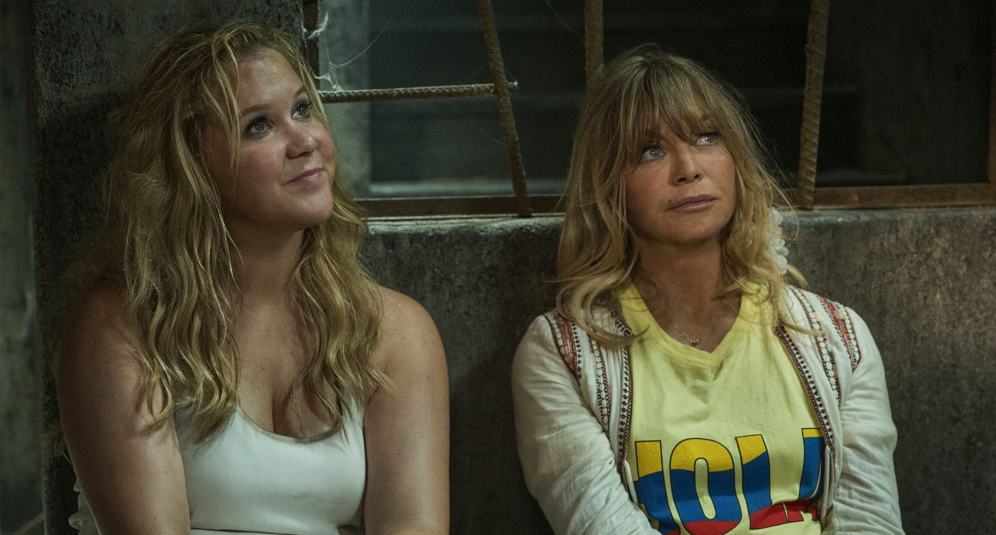 'snatched' movie review, goldie hawn, amy schumer, lucas mirabella