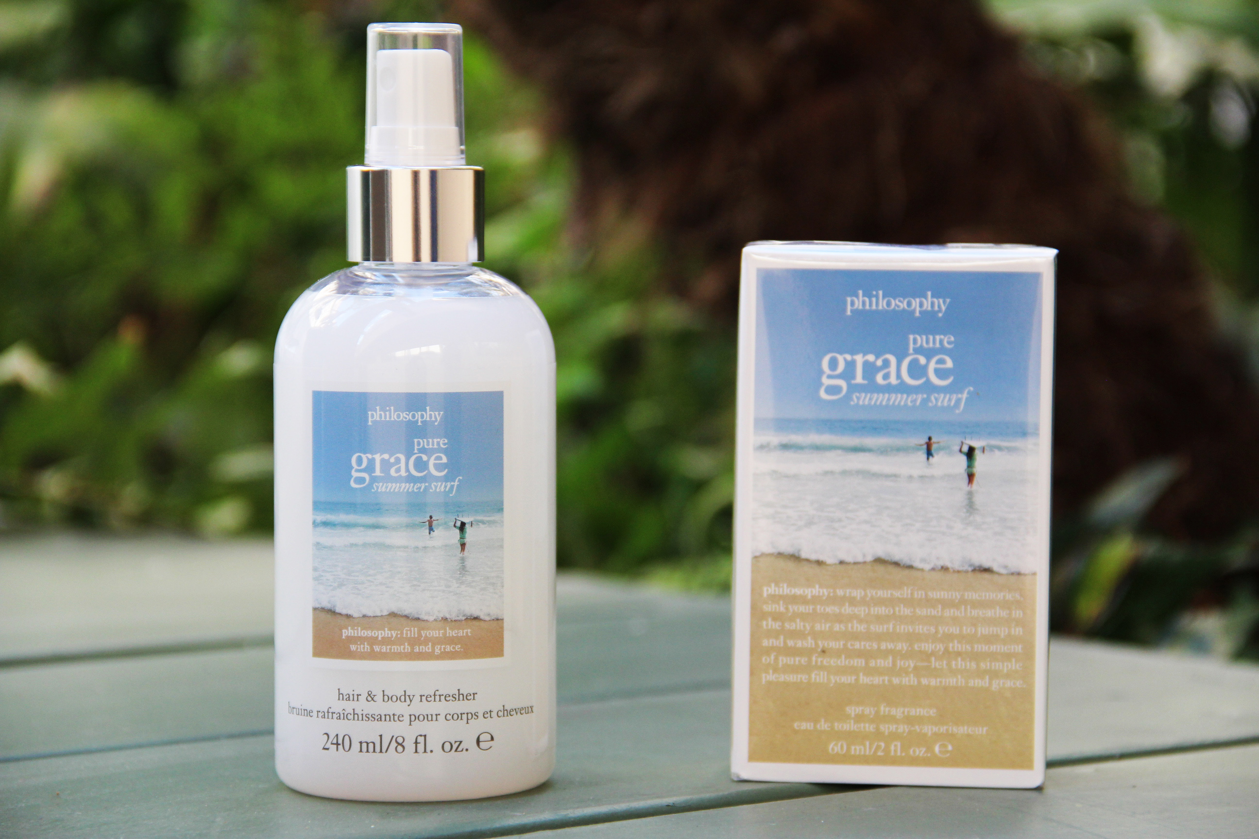 Philosophy Pure Grace Summer Surf Beauty