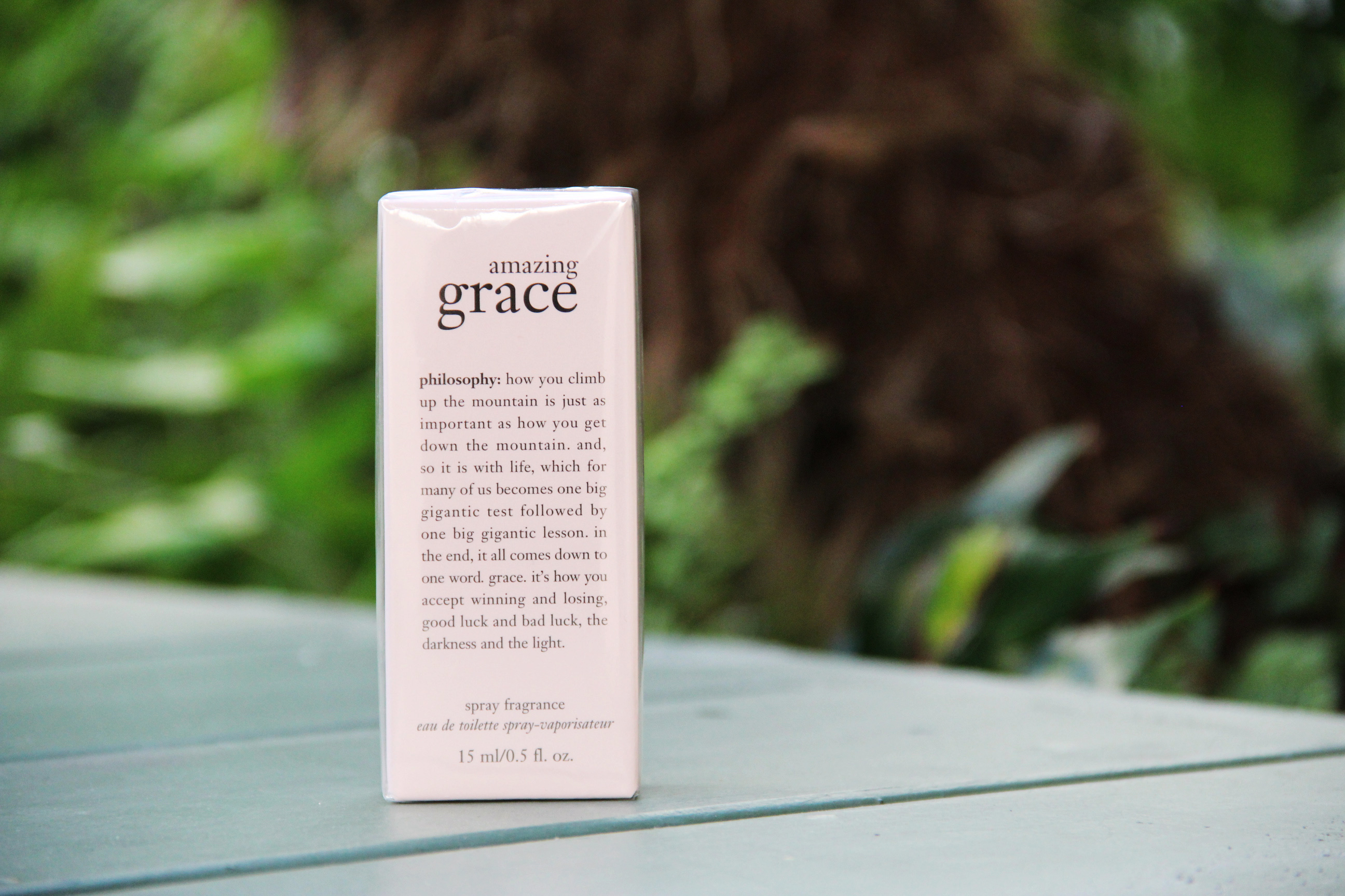 Amazing Grace Philosophy Fragrance Beauty