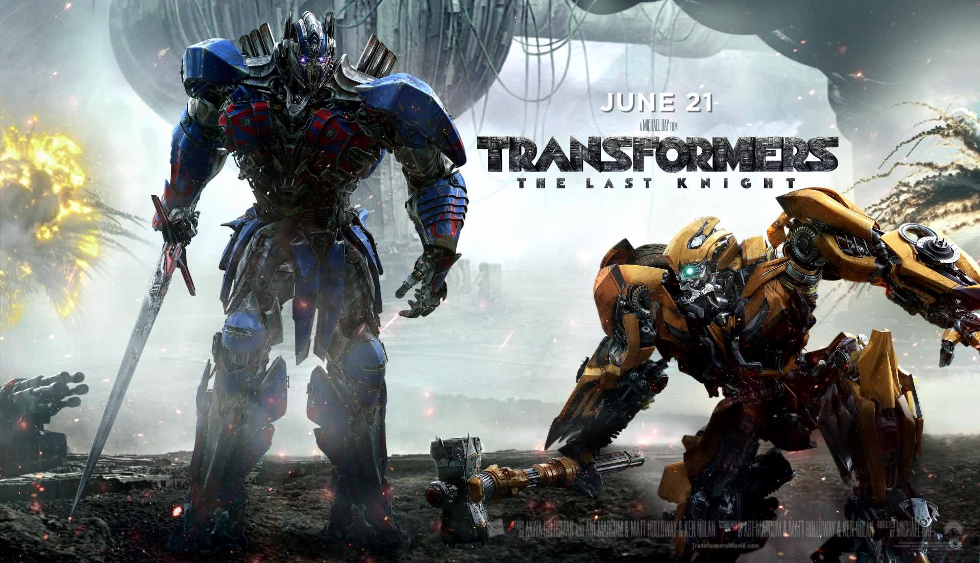 prescreening of new transformers movie coming to select