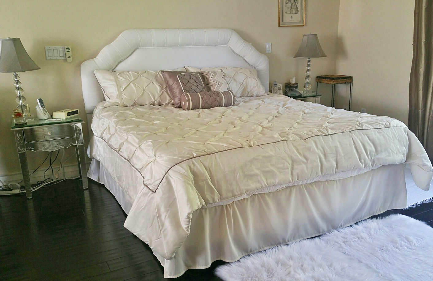 JC Penney madison bedspread comforter collection