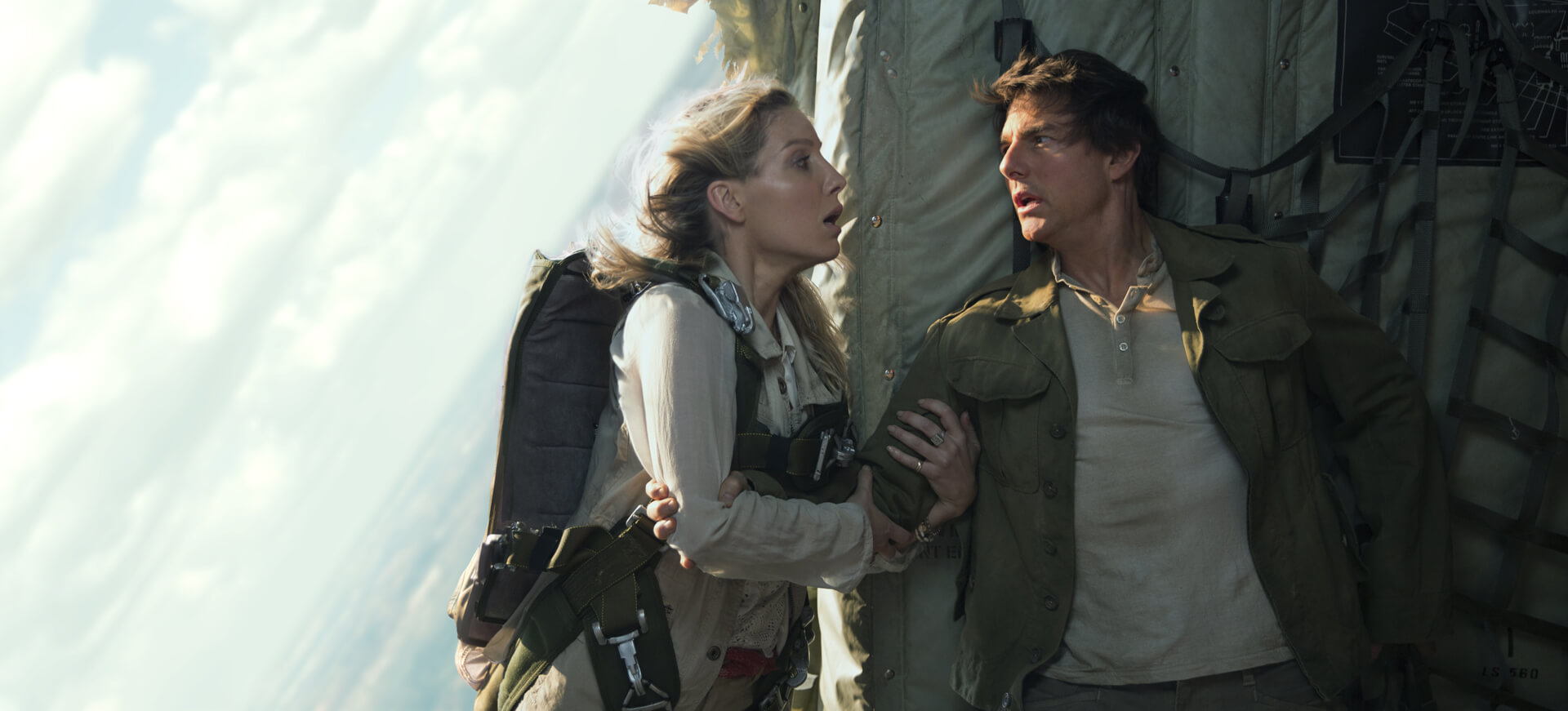 """The Mummy"" movie review, by Lucas Mirabella"