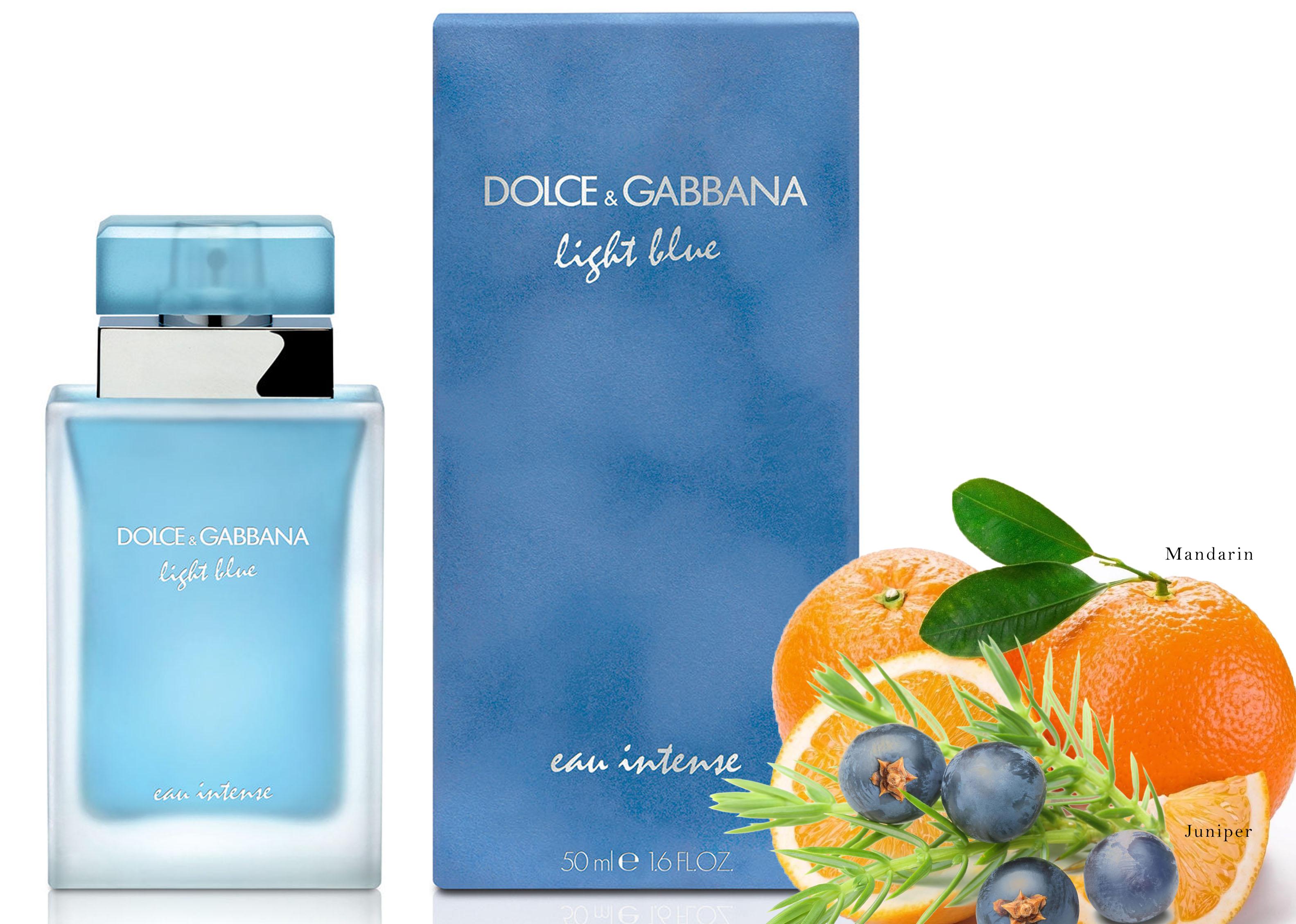 10ee214b56c1 Dolce   Gabbana light blue eau intense