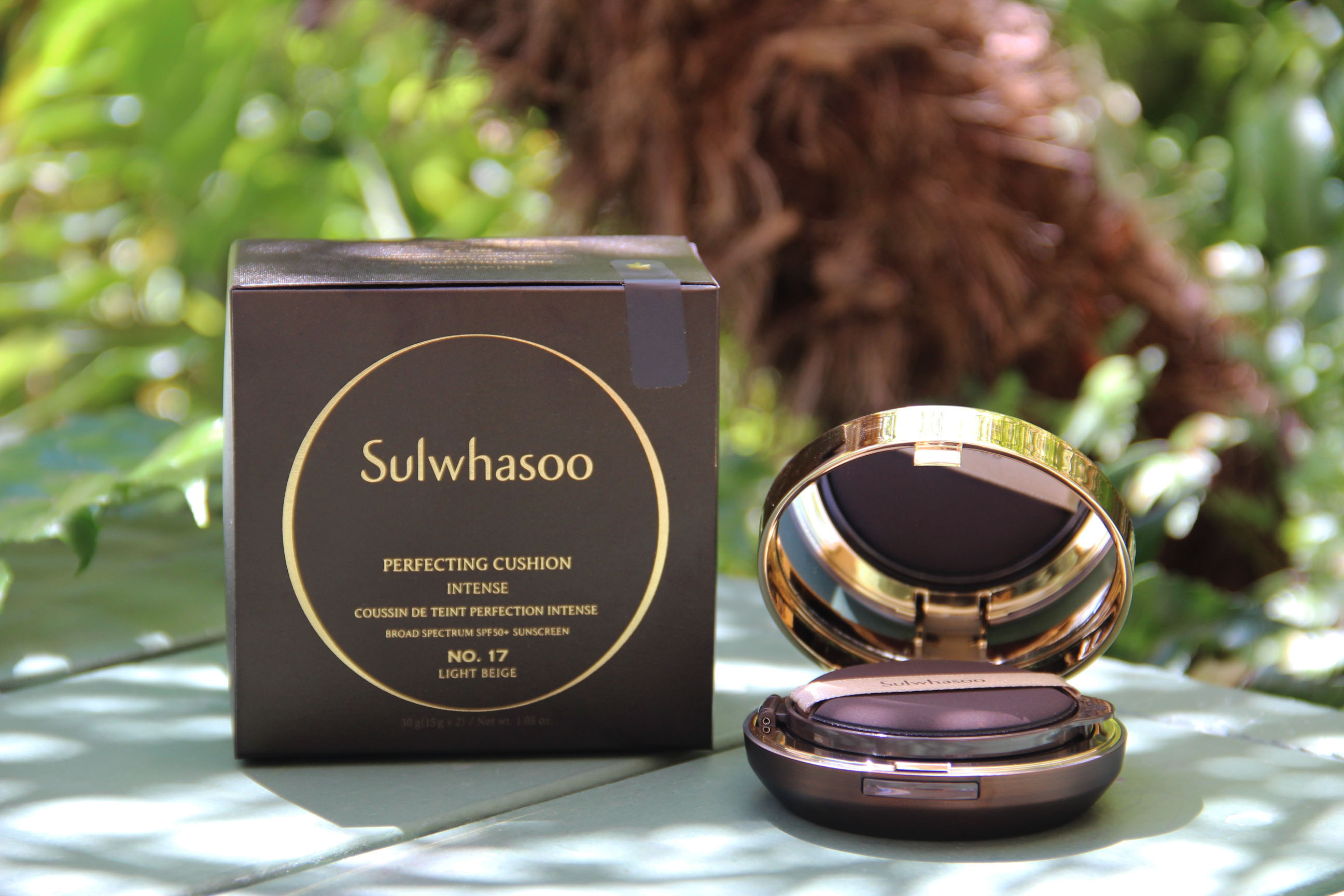 Suwhasoo Perfecting Dushion Intense