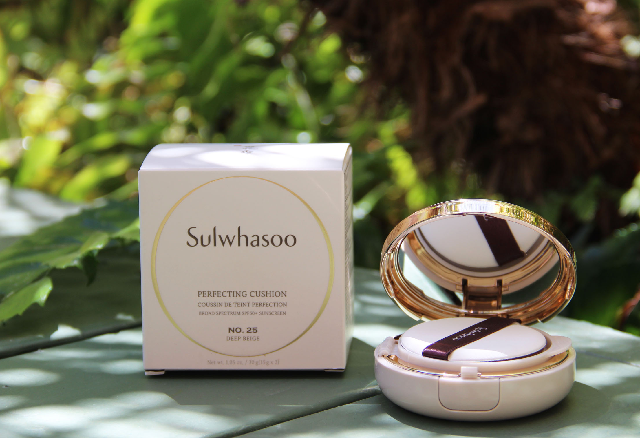 Suwhasoo Perfecting Cushion
