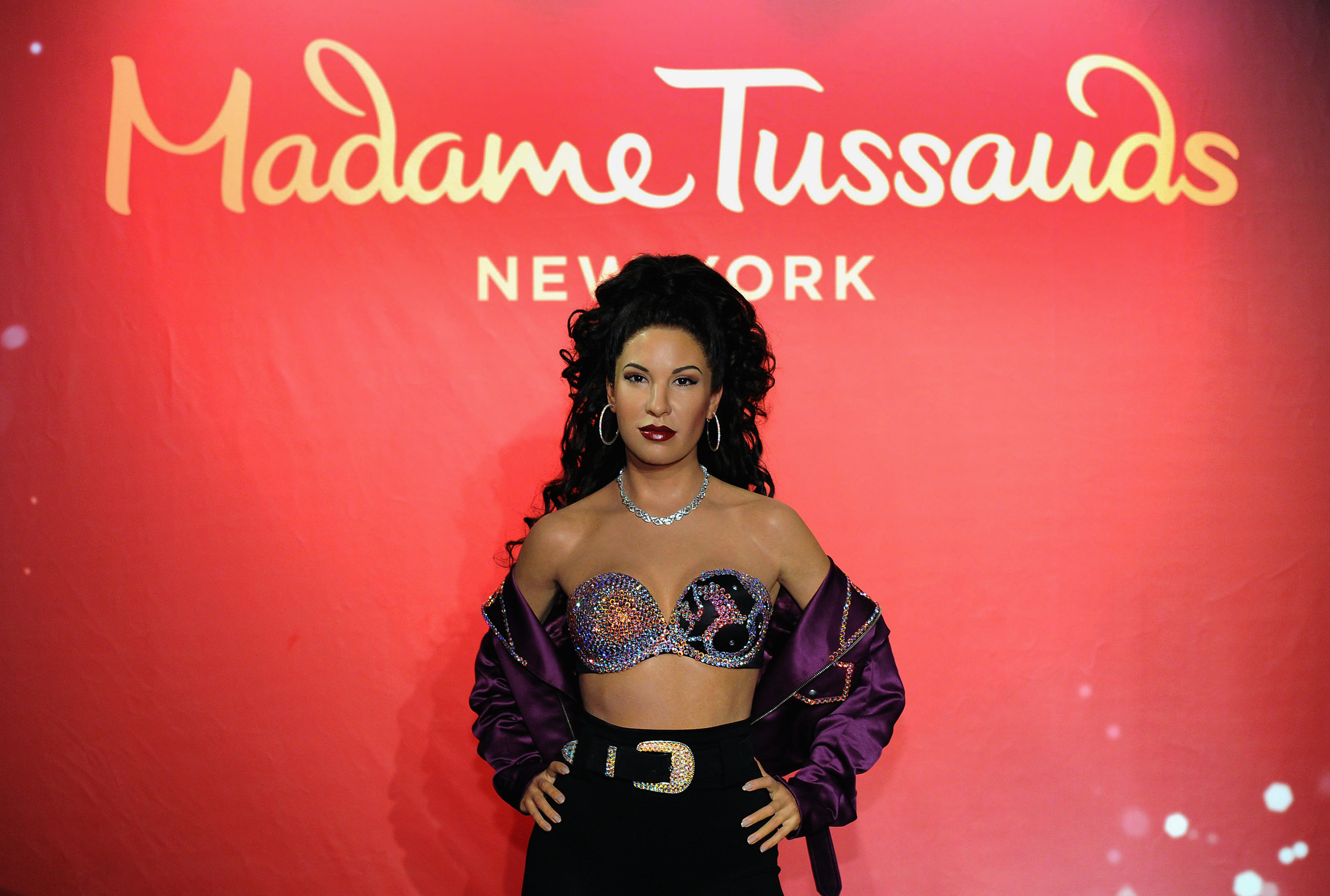 Selena Quintanilla, madam tussauds new york