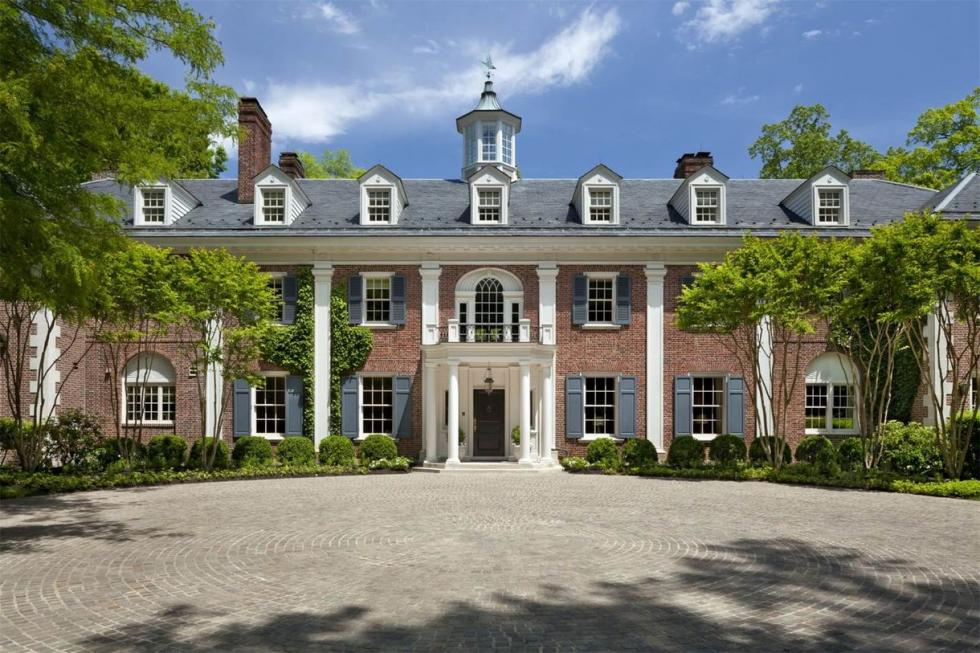 jackie kennedy childhood home, real estate