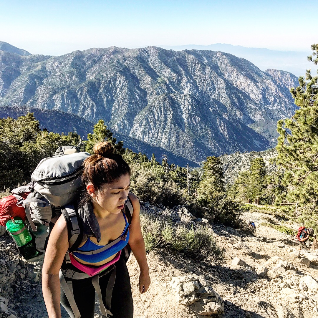 Pamela Price, hiking, climbing travel story