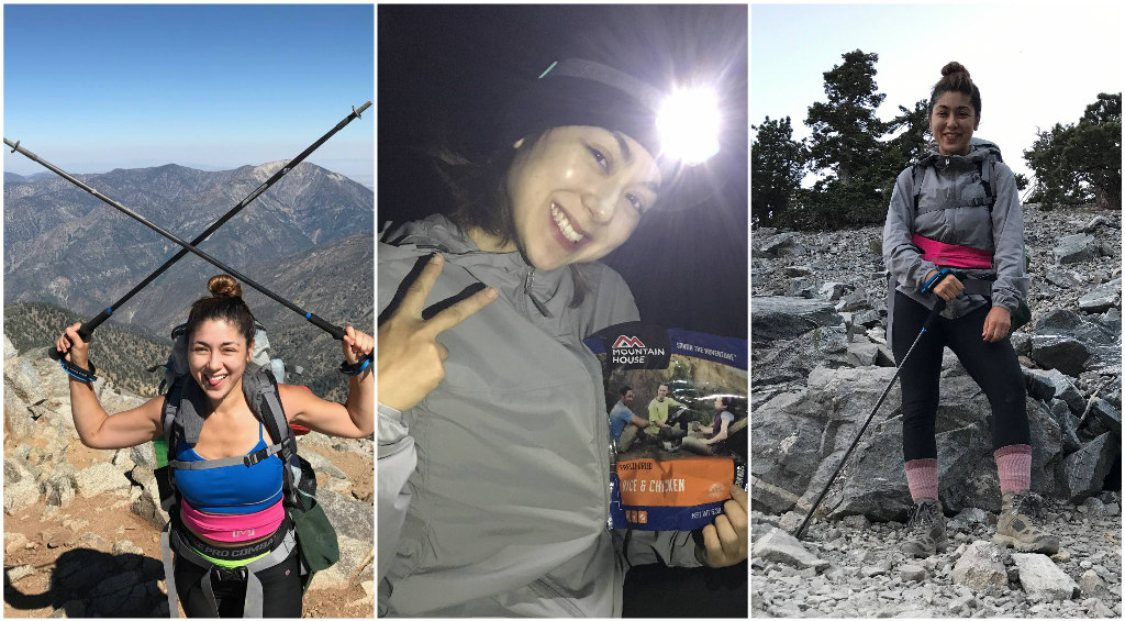 Pamela Price, REI, black diamond, travel story, summit hike