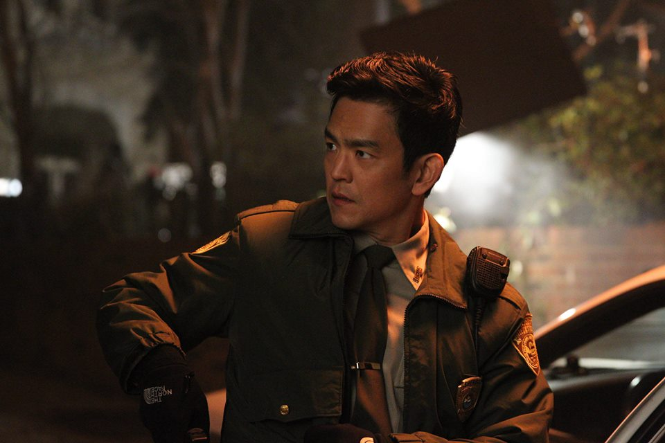 John Cho as Officer Andy in Sleepy Hollow