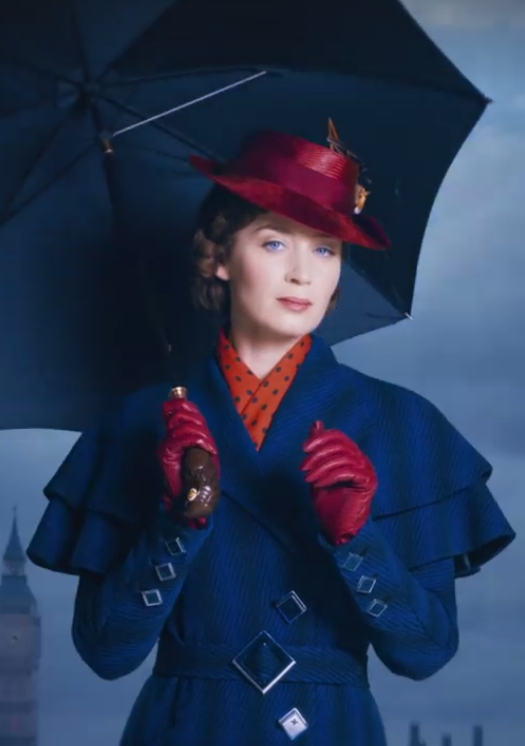 Emily Blunt, Mary poppins