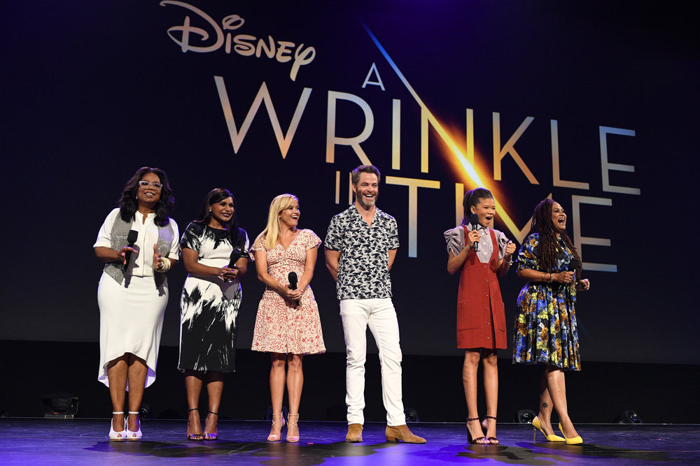 A Wrinkle In Time D23 Announcement