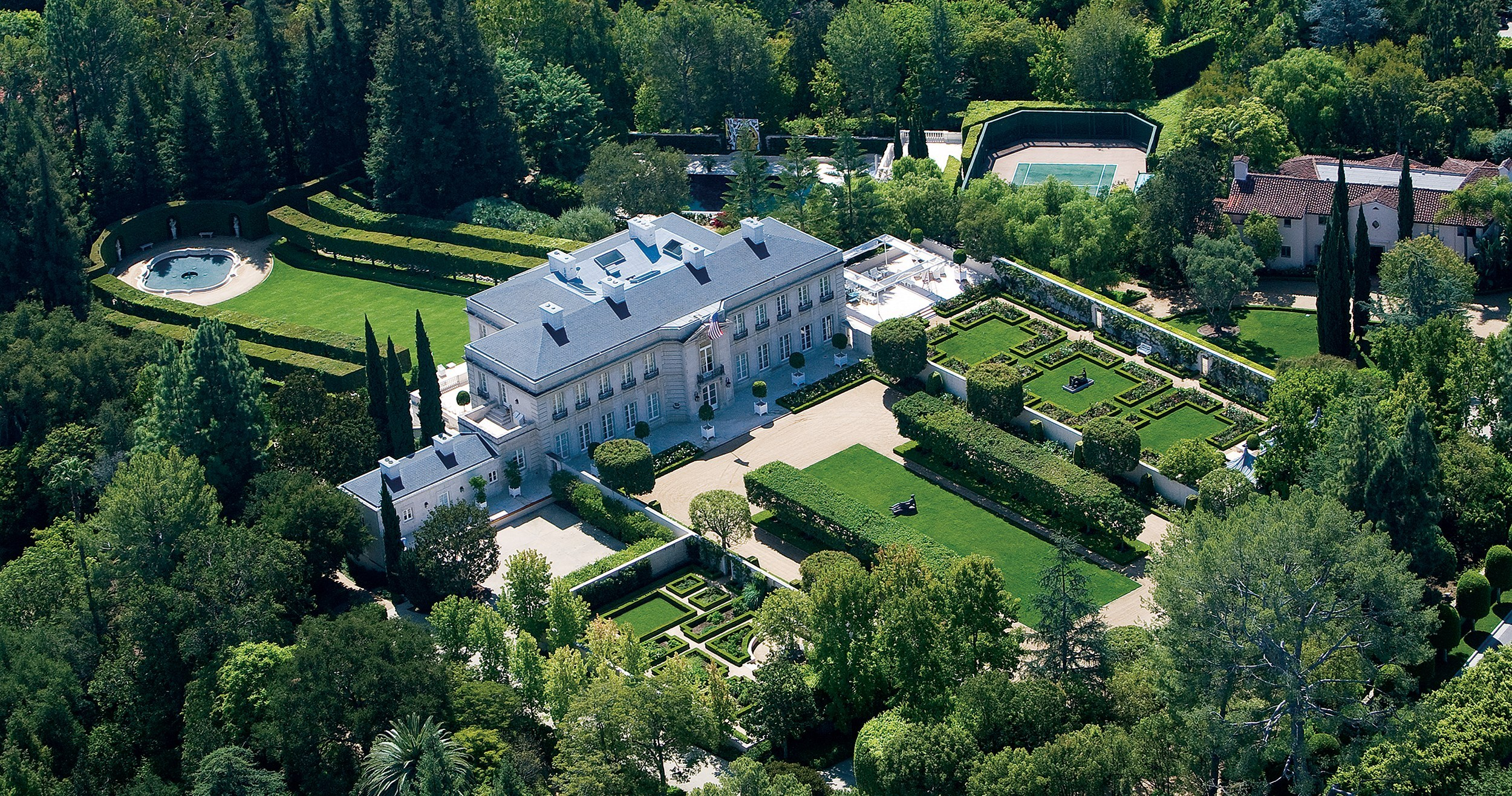 chartwell bel air mansion, real estate