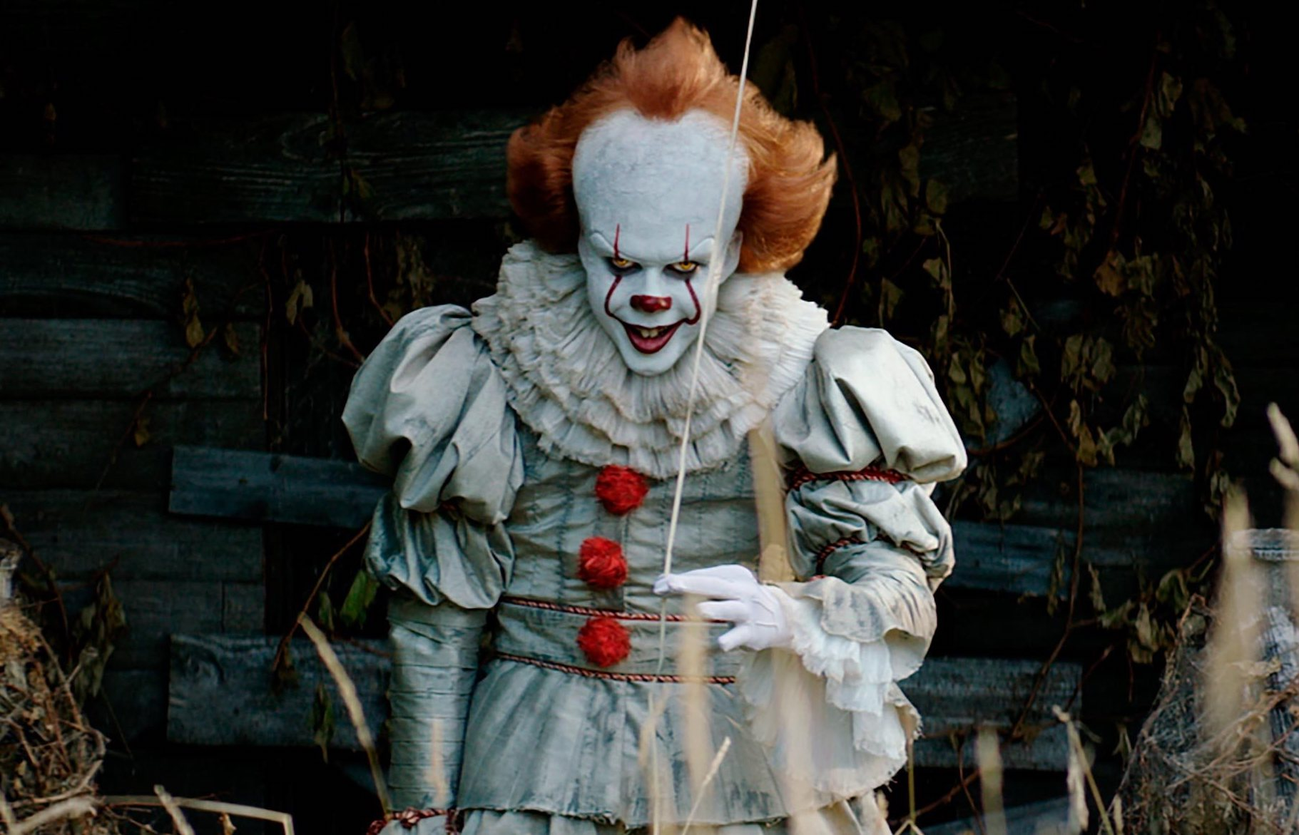 """It"" 2017, movie review, Lucas Mirabella"