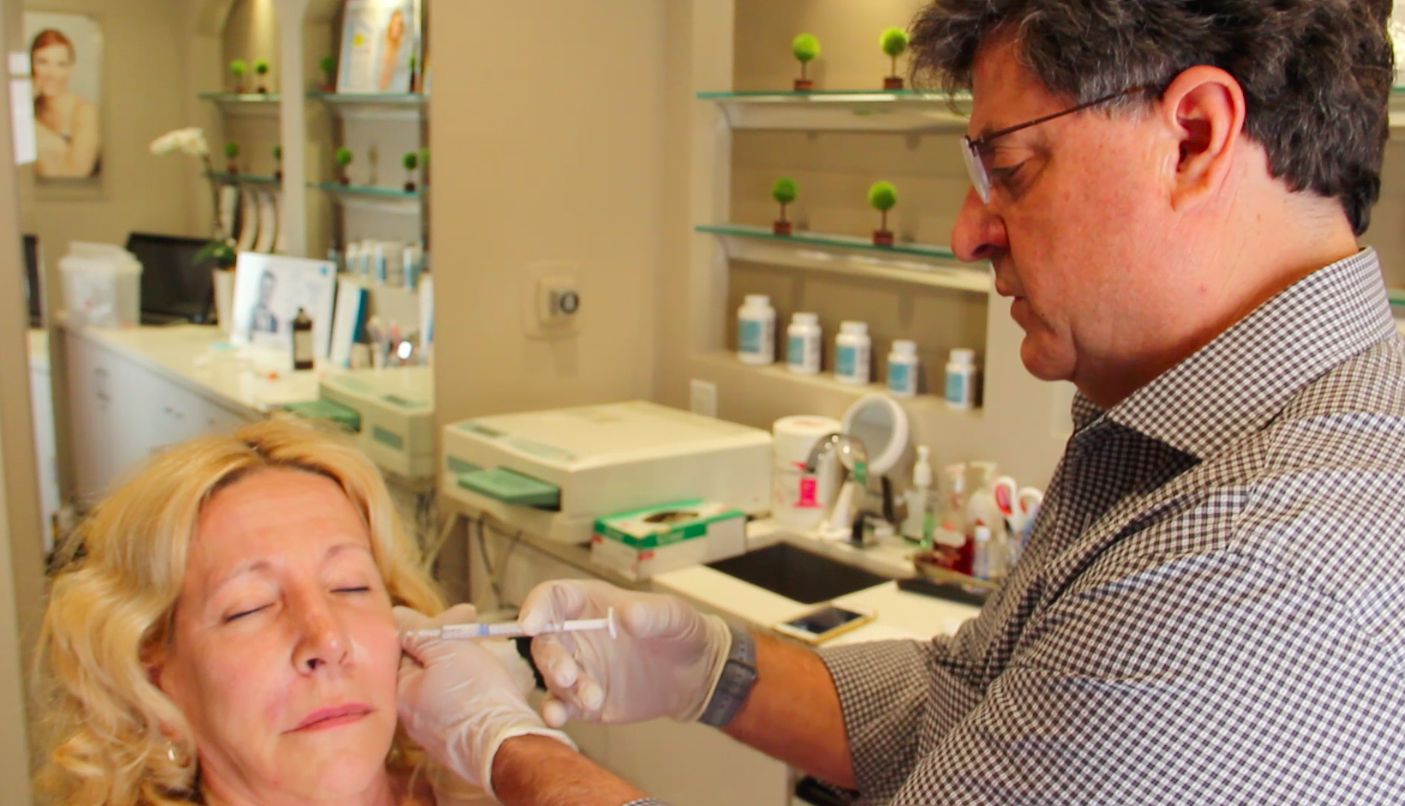 Dr. Michael Godin, injections, botox, fillers