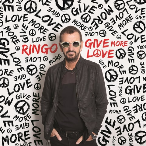 Ringo Starr, give more love
