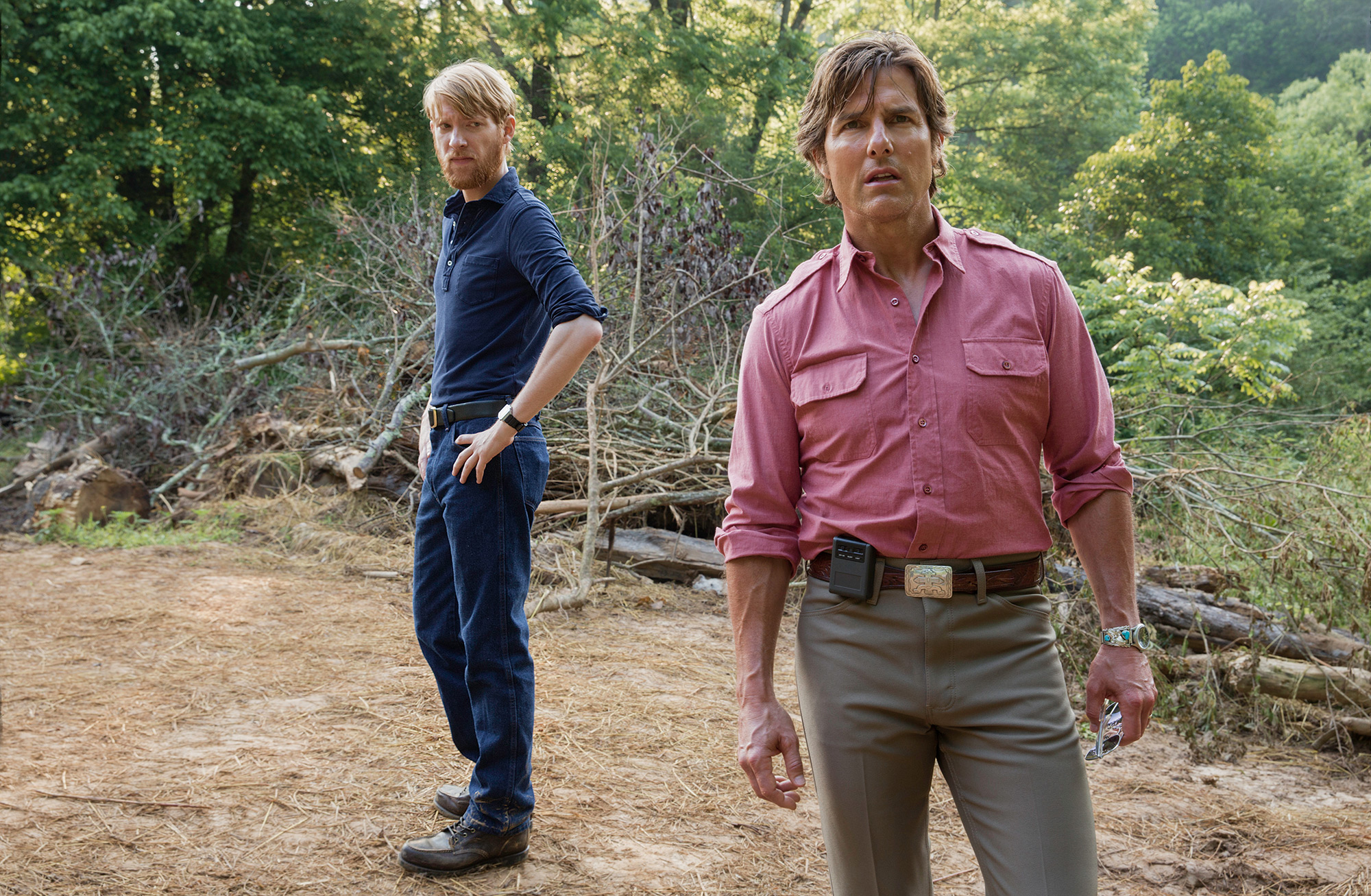lucas mirabella, tom cruise, american made, movie review