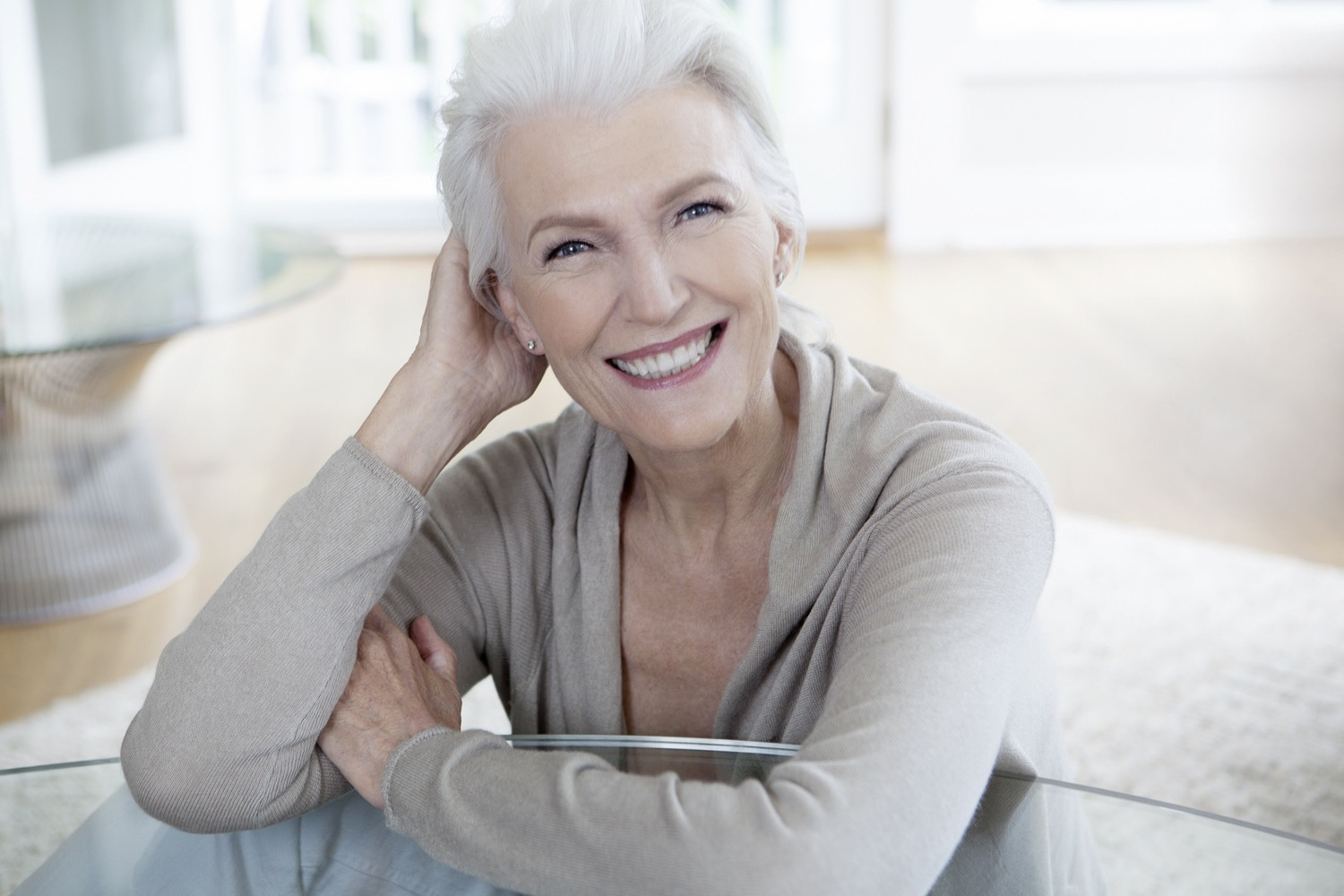 CoverGirls Newest Face Is 69-Year-Old Maye Musk - Glamour