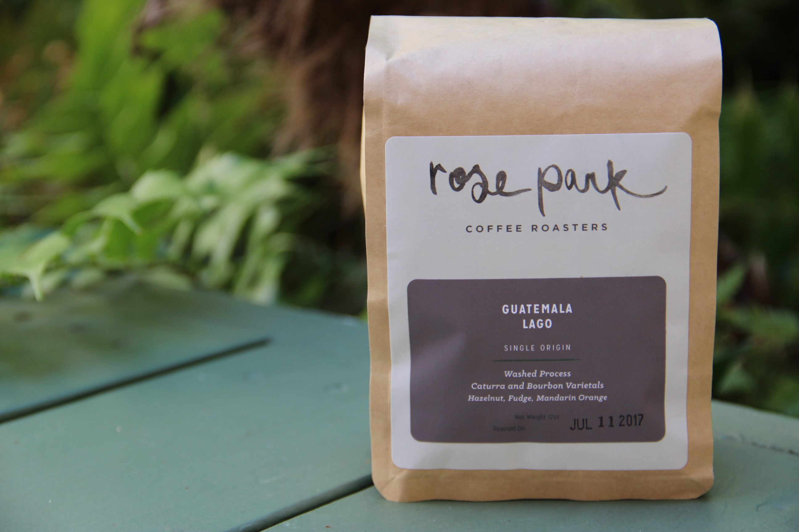 Rose Park roasters coffee