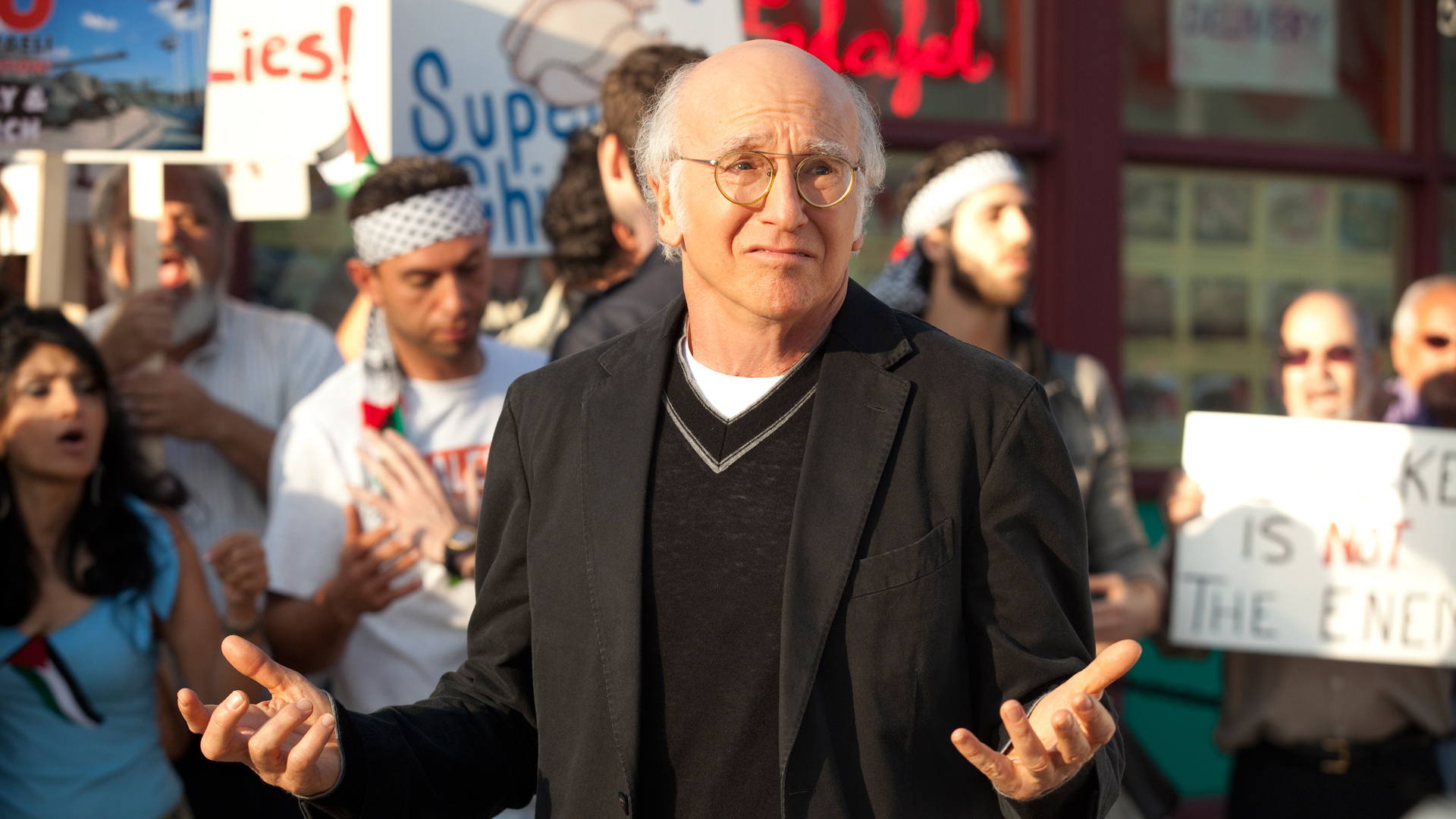 Larry david, hbo