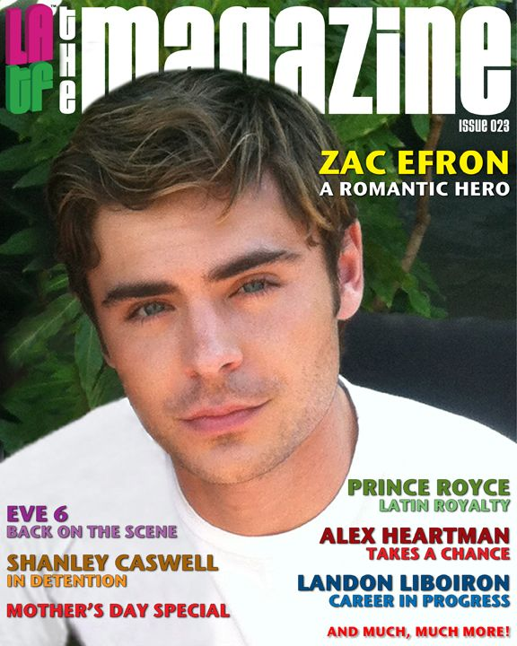 Pamela Price, Zac Efron, latfusa interview